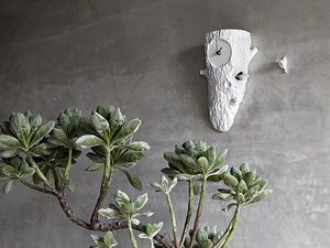 HAOSHI DESIGN -  - Horloge Murale