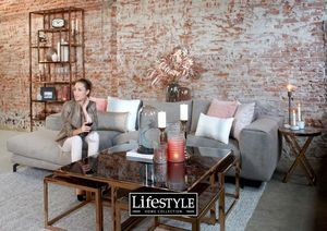 LIFE STYLE -  - Table Basse Carrée