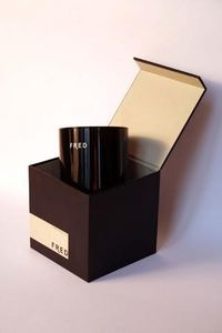 QUINTESSENCE PARIS -  - Bougie Parfumée