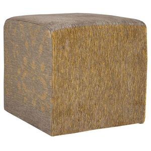 Louis De Poortere - yellow 8084 - Pouf