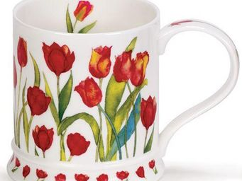 Dunoon - tulips - Mug
