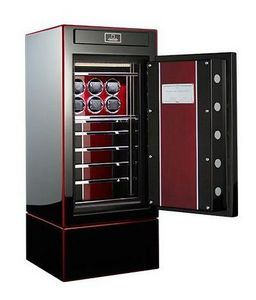 STOCKINGER BESPOKE SAFES - imperial black - Coffre Fort À Poser
