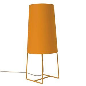 FrauMaier - minisophie - lampe à poser orange h46cm | lampe à - Lampe À Poser