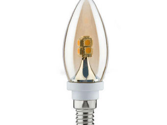 Paulmann - ampoule led flamme dorée e14 2600k 2,25w = 19w |  - Ampoule Led