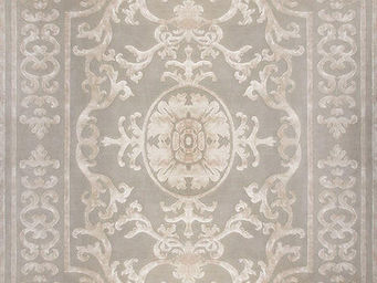 EDITION BOUGAINVILLE - pompadour blanc - Tapis Contemporain