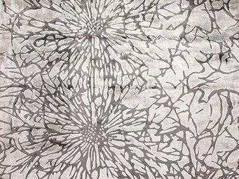 EDITION BOUGAINVILLE - flower pearl - Tapis Contemporain