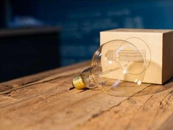 UTTERNORTH - g95 - Ampoule À Filament