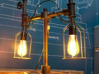 COMPAGNIE DES AMPOULES A FILAMENT - ltc2 - Lampe À Poser