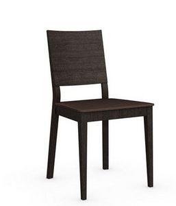 Calligaris - chaise italienne style line de calligaris structur - Chaise