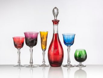 Cristallerie de Montbronn -  - Verre À Pied