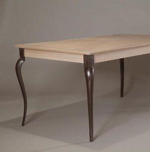 La maison de Brune - quinze - Table De Repas Rectangulaire
