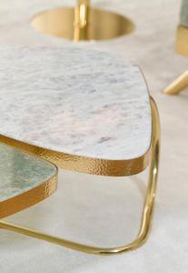 Green Apple Home style - la boh�me - Table Basse Forme Originale