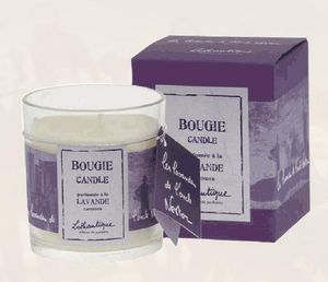Amelie et Melanie - les lavandes de l'oncle nestor - Bougie Parfum�e