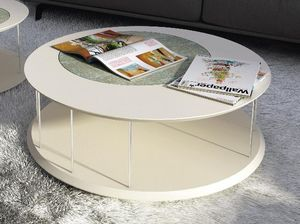 MINOTTI ITALIA - circle - Table Basse Ronde
