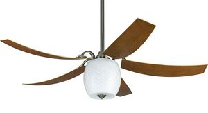 EVT/ Casafan - Ventilatoren Wolfgang Kissling - ventilateur de plafond mariano pww moderne 132 cm. - Ventilateur De Plafond
