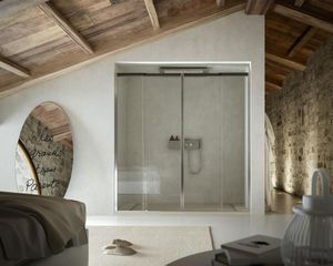 GLAss - moovtt - Cabine De Douche