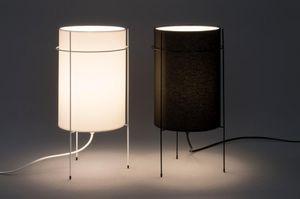 BRANCA - lin - Lampe À Poser