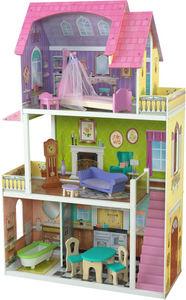 KidKraft - manoir de poupées florence - Maison De Poupée
