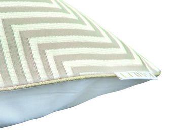 BAILET - coussin d�co prestige - 30x50 cm - sable - Coussin Rectangulaire