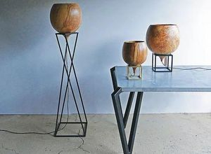 TAMASINE OSHER DESIGN - cupola - Lampe À Poser
