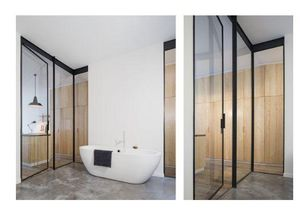 MELANIE LALLEMAND ARCHITECTES - loft industriel - paris 10 - Réalisation D'architecte D'intérieur