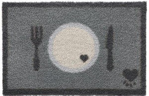HUG RUG - tapis paillasson a table - Paillasson