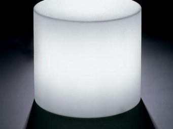 Lyxo by Veca - cosmos cilindro outdoor - Table Basse Lumineuse