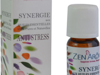 ZEN AROME - synergie anti-stress - Huiles Essentielles