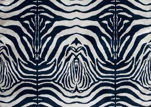 Luigi Bevilacqua - zebra - Tissu D'ameublement