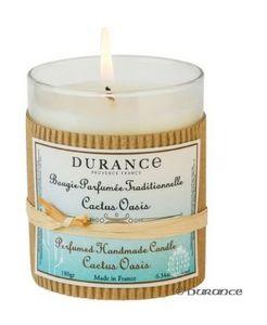 Durance - cactus oasis - Bougie Parfumée