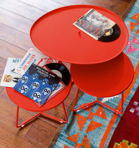 Fermob - cocotte - Table Basse Ronde