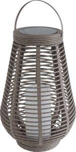 MUNDUS - lanterne solaire ajoutée en plastique karaïb - Lanterne D'extérieur