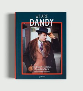 GESTALTEN - we are dandy - Livre Beaux Arts