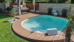Piscines Waterair - lola - Mini Piscine