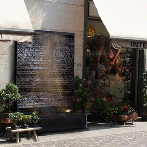 Cactose -  - Fontaine Murale D'extérieur