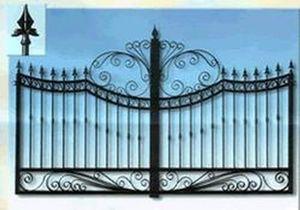 Mc Cancelli -  - Portail De Jardin