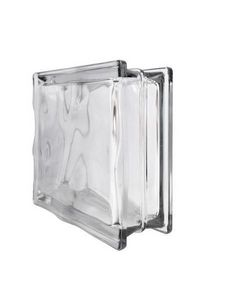 Rouviere Collection - onde externe - Brique De Verre D'angle