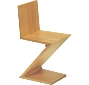 Classic Design Italia - zig-zag - Chaise