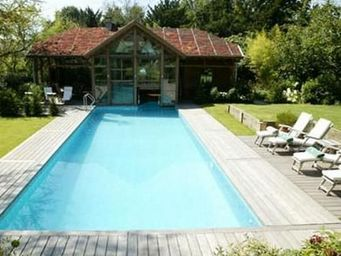 CARON PISCINES - sur mesure - Piscine Traditionnelle