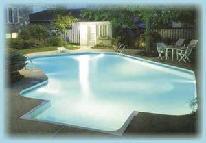 Bleu Passion -  - Piscine Traditionnelle