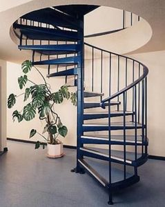 Safety Stairways -  - Escalier H�lico�dal