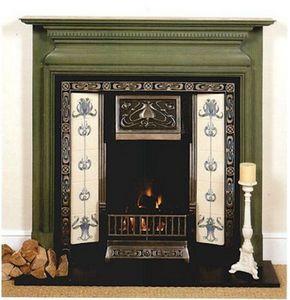 Edwardian Fireplace  The -  - Chemin�e � Foyer Ouvert