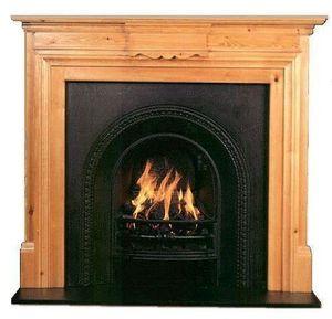 Edwardian Fireplace  The -  - Cheminée À Foyer Ouvert