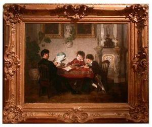 Galerie Saint Martin -  - Tableau Décoratif