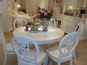 XRH -  - Table De Repas Ronde