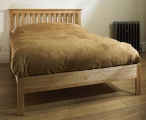 Pippy Oak Furniture -  - Lit Double