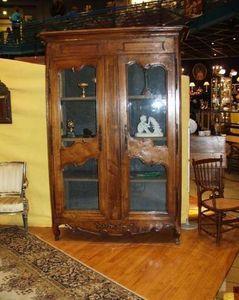 Boutique Antiquidees -  - Armoire Vitrine