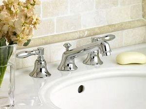 SIGMA Faucets - 1500 huntington - Mélangeur Lavabo 2 Trous