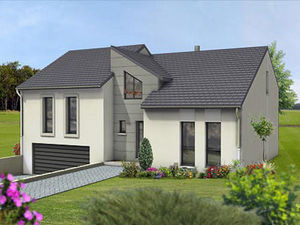 ALLIANCE CONSTRUCTION - saturne - Maison À Étage