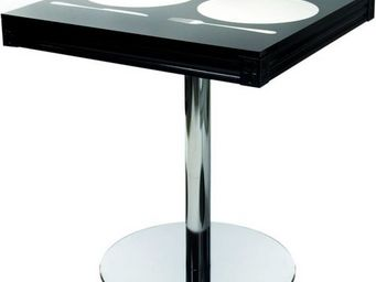 Etc Creations - table diner cul de jatte - Mange Debout